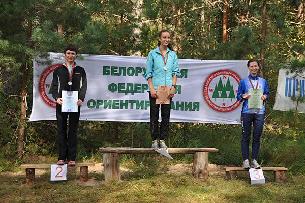 Кубок Беларуси среди клубов 2013. 1 место на длинной дистанции.